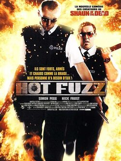 Couverture de Hot Fuzz
