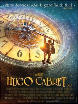 Couverture de Hugo Cabret