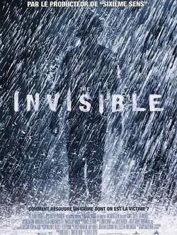 Couverture de Invisible