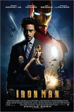 Couverture de Iron Man