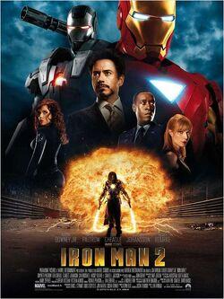 Couverture de Iron Man 2