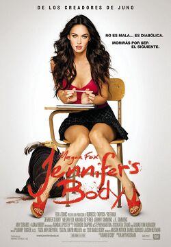 Couverture de Jennifer's body