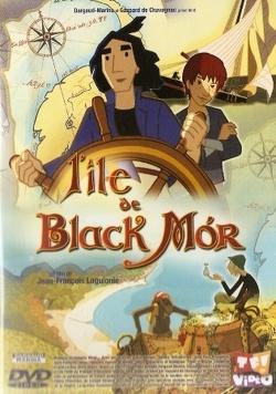 Couverture de L'Île de Black Mór