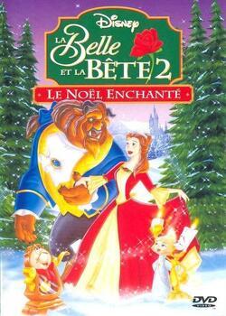 Couverture de La Belle et la Bête 2 : le Noël enchanté