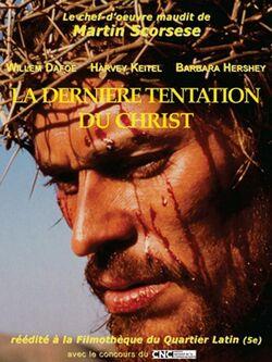 Couverture de La Dernière tentation du Christ