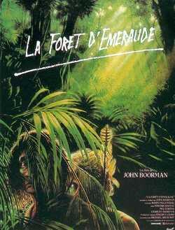 Couverture de La Forêt d'émeraude
