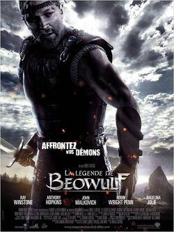 Couverture de La Légende de Beowulf