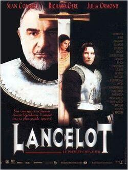 Couverture de Lancelot premier chevalier