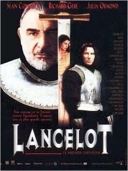 Couverture du livre : Lancelot premier chevalier