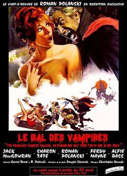 Couverture de Le Bal des Vampires