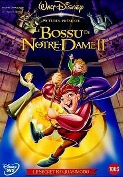 Couverture de Le Bossu de Notre Dame 2