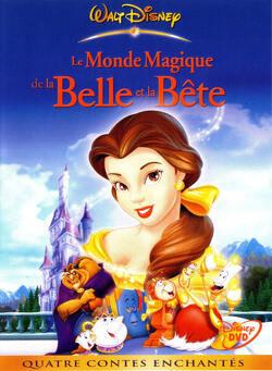 Couverture de Le monde magique de la Belle et la Bête