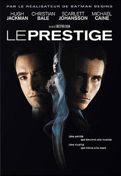 Couverture de Le Prestige