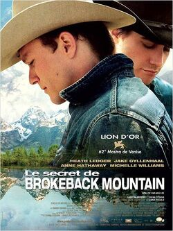 Couverture de Le Secret de Brokeback Mountain