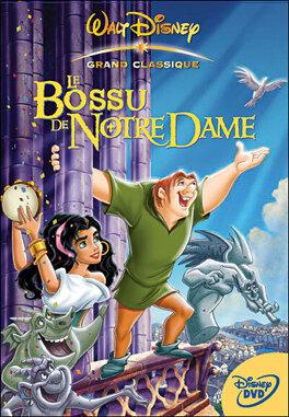 Couverture du livre : Le Bossu de Notre Dame