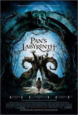 Couverture de Le Labyrinthe de Pan