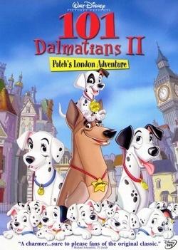 Couverture de Les 101 Dalmatiens 2 : Sur la Trace des Héros