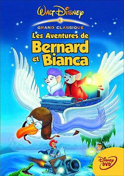 Couverture de Les Aventures de Bernard et Bianca