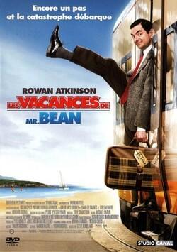 Couverture de Les vacances de Mr Bean