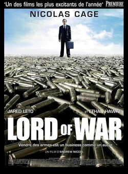 Couverture de Lord of War