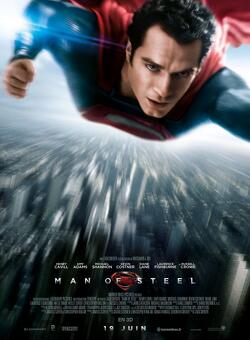 Couverture de Man of Steel