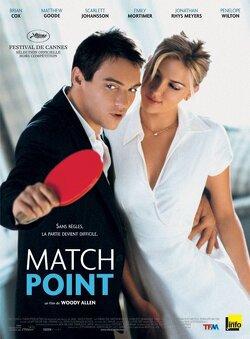 Couverture de Match Point