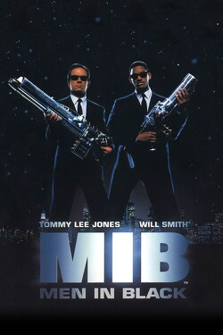 Couverture de Men in Black