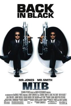 Couverture de Men in Black 2