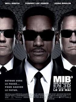 Couverture de Men in Black 3