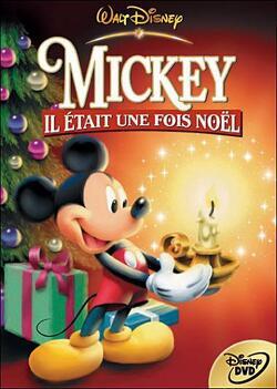 Couverture de Mickey, il était une fois Noël