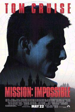 Couverture de Mission impossible