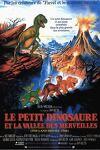 couverture Le Petit dinosaure et la vallée des merveilles