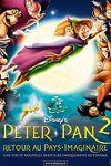 couverture Peter Pan 2, retour au pays imaginaire