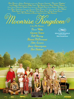 Couverture de Moonrise Kingdom