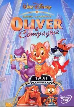 Couverture de Oliver et Compagnie