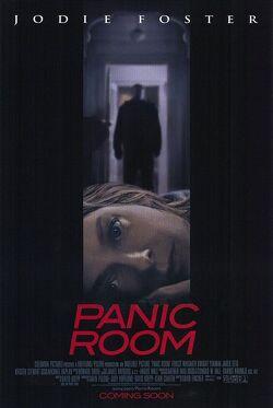 Couverture de Panic Room