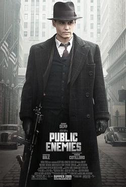 Couverture de Public Enemies