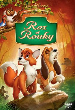 Couverture de Rox et Rouky