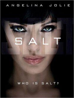 Couverture de Salt