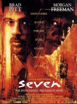 Couverture de Seven