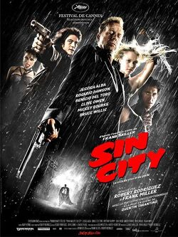 Couverture de Sin City