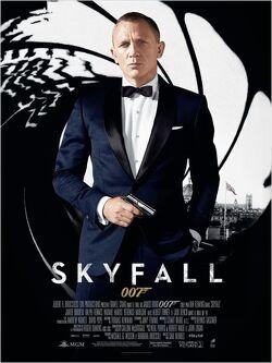 Couverture de Skyfall
