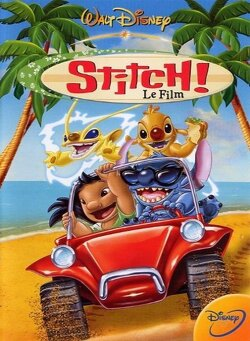 Couverture de Stitch ! le film