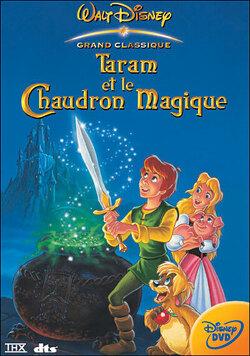 Couverture de Taram et le chaudron magique