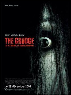 Couverture de The Grudge