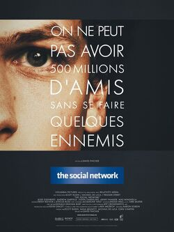 Couverture de The Social Network