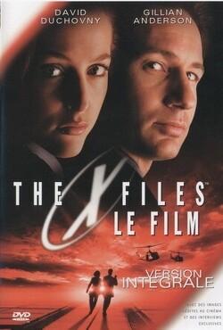 Couverture de The X-Files, Le film