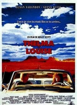 Couverture de Thelma et Louise