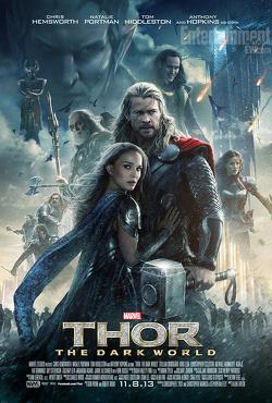 Couverture de Thor, Episode 2 : Le Monde des ténèbres