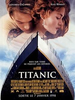 Couverture de Titanic